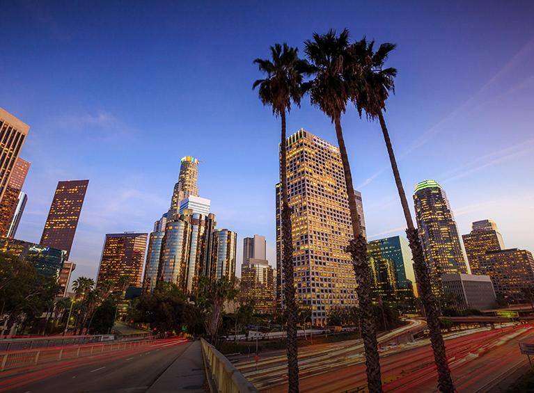 Descubra los encantos de  Los Ángeles