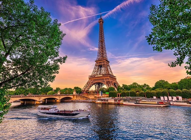 Descubra los encantos de París