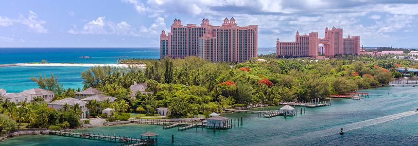 Descubra el paraíso  en las Bahamas