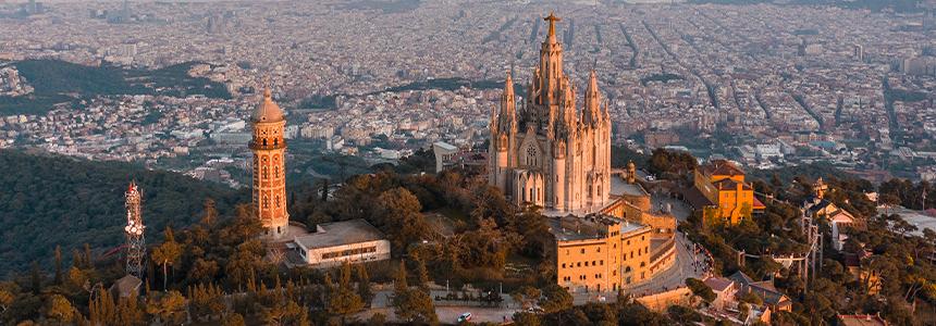 Vive los mejores momentos en Barcelona