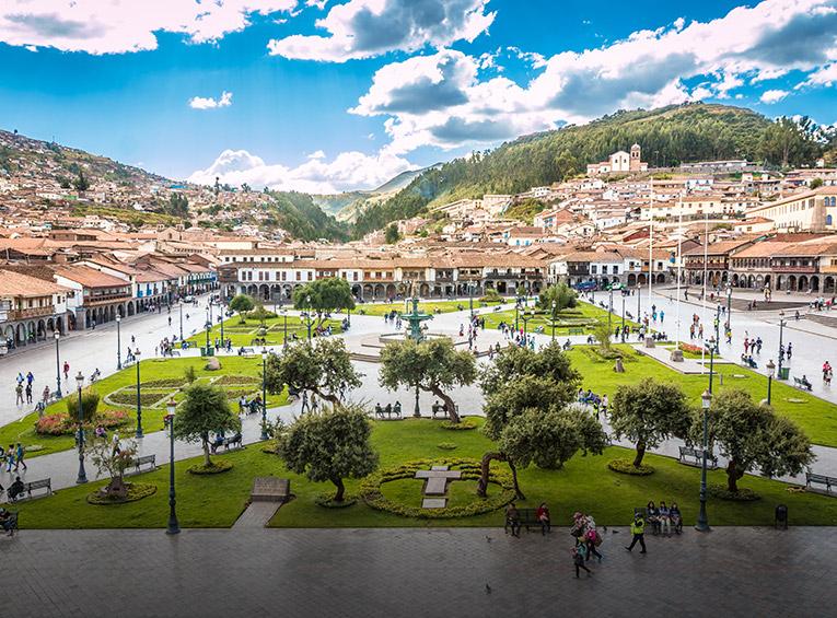 Maravíllese con  los encantos de Cusco