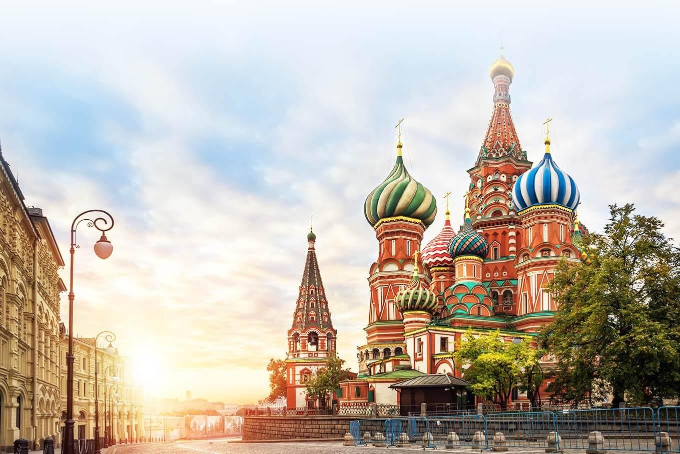 Moscú Desde
