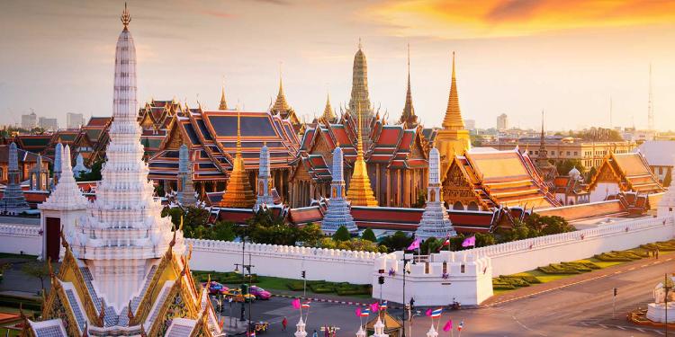 Bangkok Desde