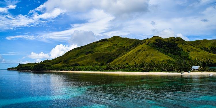 Islas Fiji Desde
