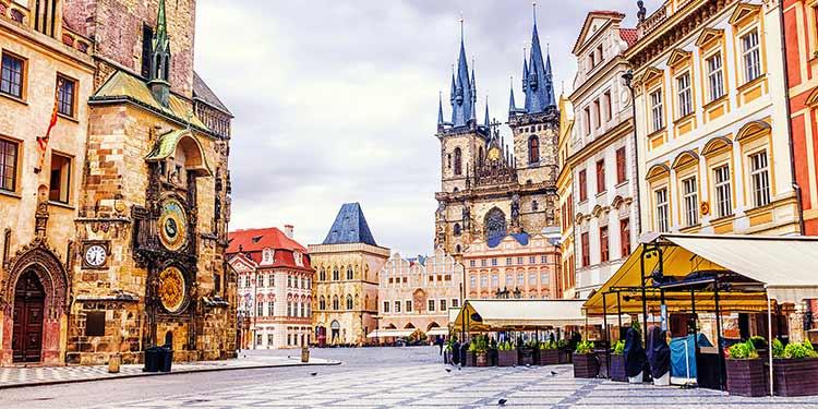 Praga Desde