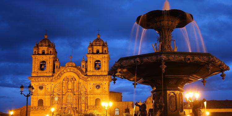Cuzco Vuelo